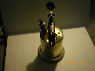Vintage Clayton @ Lambert Gas Blow Torch very old very nice Soldering Automotive