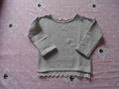 Pull pour fille Okaou (la redoute) taille 3 ans
