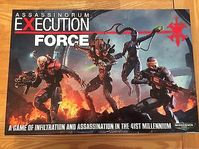 Assassinorum Execution Force, complete without miniatures