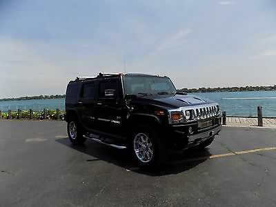 2005 Hummer H2 Chrome trim package 2005 hummer h2