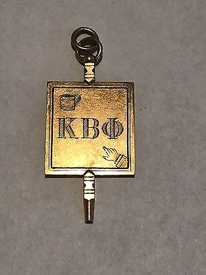 Kappa Beta Phi 10k Gold Fraternity Key