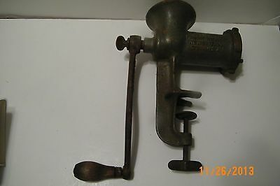 Landers Frary & Clark, Antique  Universal Meat Chopper No. 333