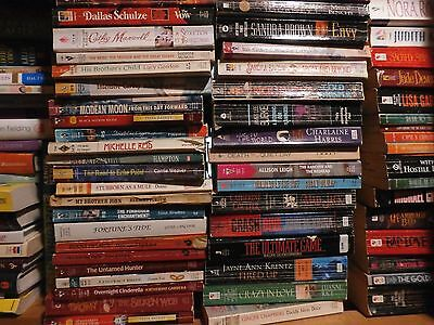 WHOLESALE BOOKS Lot 150 Romance ACTION Passion ADVENTURE Drama SUSPENSE Thriller