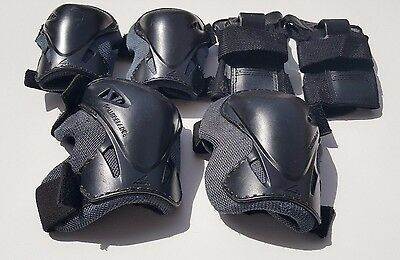 Men`s Rollerblade Protective Gear 3 pack Size L Skating Protection 3 pack