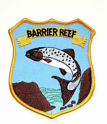 Vintage Barrier Reef Patch