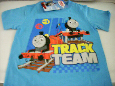 Thomas The Tank & Friends Short Sleeve T Shirt ( Size 4T Or 5T) Brand New!