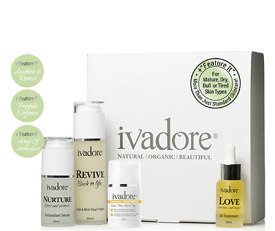 "Revive-Nurture-Love-Mature Dry Dull Tired ""Feature It"" Pack"