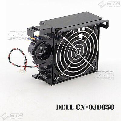 Dell Precision 490 T5400 Cooling Fan with Shroud CN-0JD850