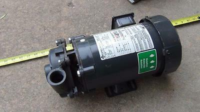 AMT 369B-95 Pump with Franklin 1.5HP 230/460v Motor - NEW - Never Installed