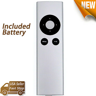 New MC377LLA Replace Remote Control fit for Apple TV Music System Mac w Battery
