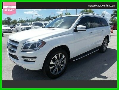 2014 Mercedes-Benz GL-Class GL 450 2014 GL 450 Used Certified Turbo 4.7L V8 32V Automatic All Wheel Drive SUV LCD