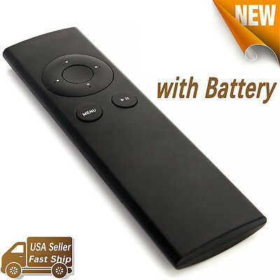 New Replacement Remote Control For Apple TV MC377LL/A Music System Mac MC572LL/A