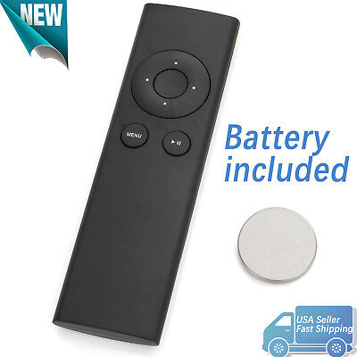 Universal Replaced Remote Control For Apple TV 2 3 MC377LL/A A1427 A1469 A1378
