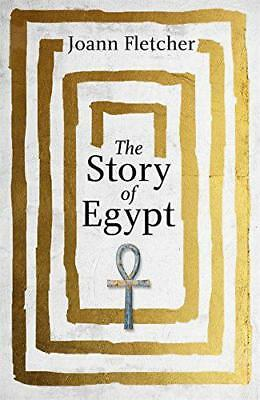 The Story of Egypt by Fletcher, Joann | Paperback Book | 9781444785166 | NEW
