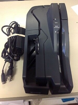 Epson TM-S1000 Model M236A POS MICR Check Scanner Reader With Power Supply