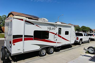 Eclipse Milan Travel Trailer-Like New