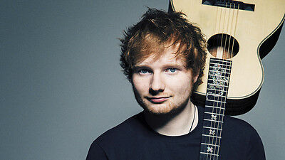 GENUINE 2x Seated Ed Sheeran Concert Tickets Adelaide 7 March 2018