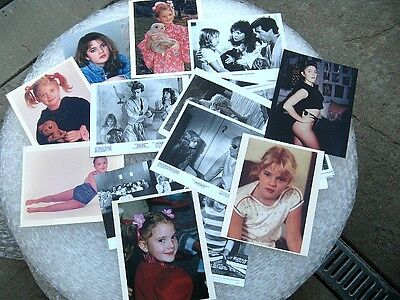 "24 Original Drew Barrymore 8"" by 10"" Press Release Photographs Photos"