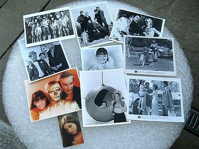 """10 Original Angela Cartwright Lost In Space 8"""" by 10"""" Press Release Photographs"""