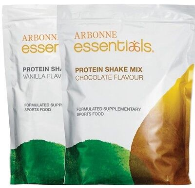 Arbonne Essentials Meal Replacement Shake Vegan CHOCOLATE 30 servings