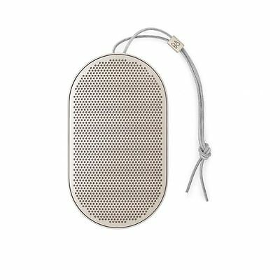 B&O Play by Bang and Olufsen BeoPlay Portable Bluetooth P2 Speaker - Sand Stone