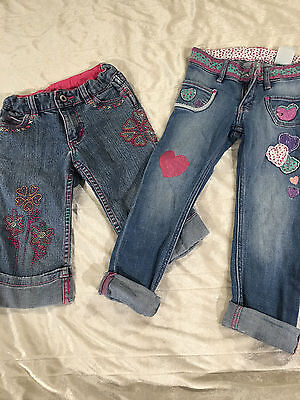 Funky Girls Size 3 Jeans - H&M - Pumpkin Patch