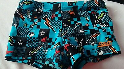 Boys Zoggs Swimming Shorts Age 4/5
