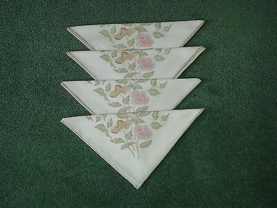 Vintage Table Cloth and X4 Napkins.