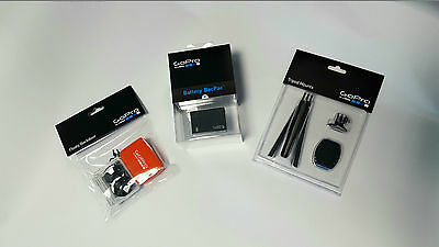 GoPro Battery BakPak Bundle. (Genuine GoPro) For HERO4, HERO3+ and HERO3 ...