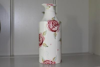 Emma Bridgewater Rose & Bee Ginger Bottle/Vase - Perfect