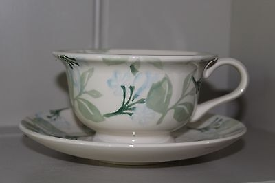 Emma Bridgewater Rare Jasmine Cup and Saucer - Seconds