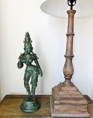 Antique Bronze Parvathi Statue reproduction