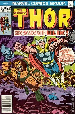 Thor (1962-1996 1st Series Journey Into Mystery) #253 FN- 5.5 LOW GRADE