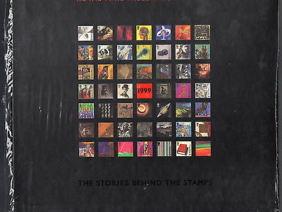 1999 Royal Mail Millenium Stamps Year Book. The Stories Behind Stamps. unopened