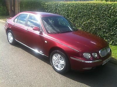 Rover 75 1.8 Automatic Petrol Very Low Milage