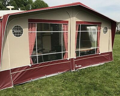 Isabella Caravan Awnings Second Hand