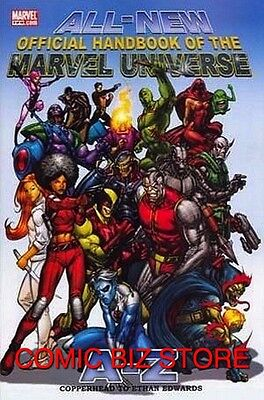 All New Official Handbook Of The Marvel Universe #6 (2006) Marvel Comics