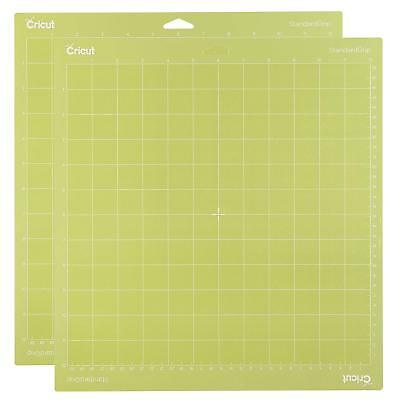 "Cricut Cutting Mats - 12"" x 12"" Standard Grip Cutting Mat (2 Pack)"