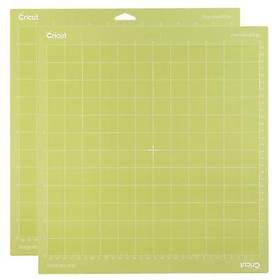 Cricut  standard mat 12 inch 30.5cm adhesive cutting mat pack of 2,2001974