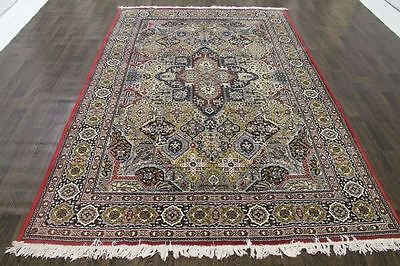 Persian Traditional Vintage Large  6.4 X 9.7 Area Rugs Oriental Rug Carpet