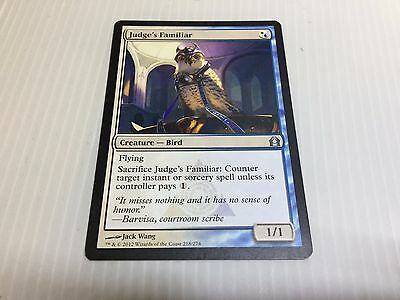 Magic the Gathering MTG - Judge's Familiar - Return to Ravnica