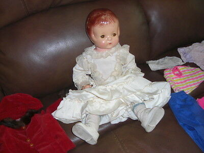 effanbee composition Patsy Ann doll with assessories Reduced!
