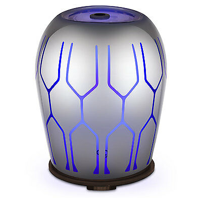 Odoga Aromatherapy Essential Oil Diffuser Ultrasonic Cool mist Humidifier 60ml