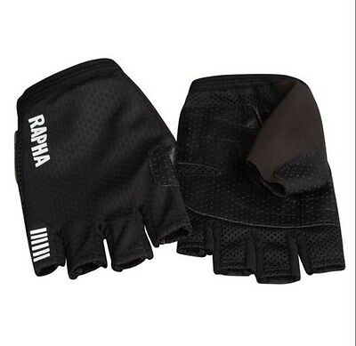 Rapha PRO TEAM Mitts Black BNWT Size M