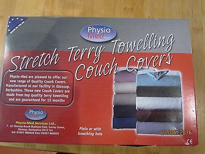 Physio Med Massage/Medical Treatment Couch Cover BNIB