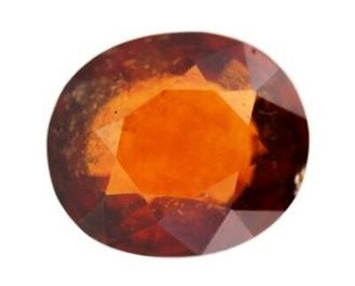 4.39 Ct Natural African Hessonite Garnet With No Treatment