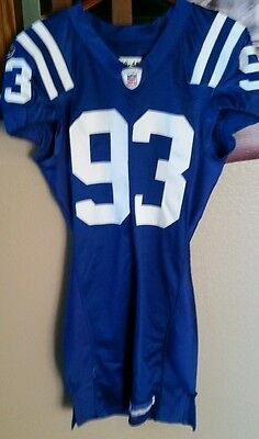 Dwight Freeney Game Jersey Indianapolis Colts