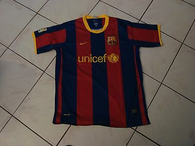 maillot foot  barcelone nike taille xxl messi