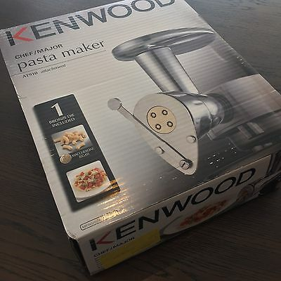 Kenwood AT910 Short Pasta Maker Attachment - Boxed New RRP £120