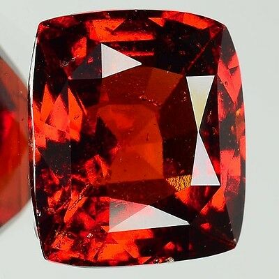 11.25 Ct Natural Certified Ceylon Hessonite Garnet With No Treatment